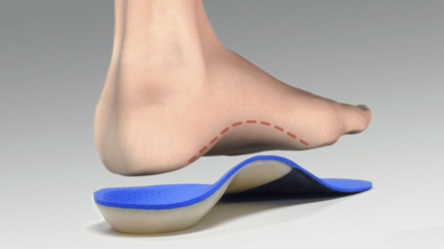 How To Cure Flat Feet Naturally